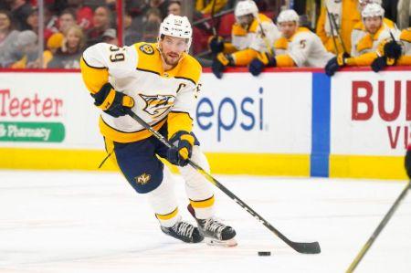 Roman Josi NHL, stats