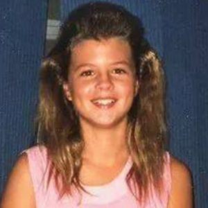 A young Shannon Spake
