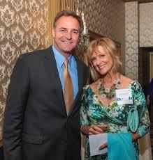 Al Leiter and wife Lori Leiter