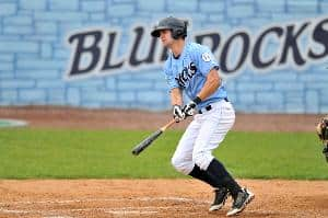 Bubba Starling playing for wilmington