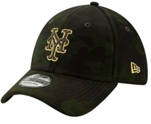 Mets Armed Forces Hat