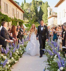 Caroline-Wozniacki-and-David-Lee-at-their-wedding.