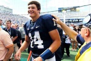 Christian Hackenberg at Penn State University.