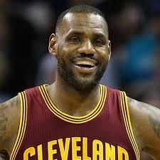 LeBron James for Cleveland