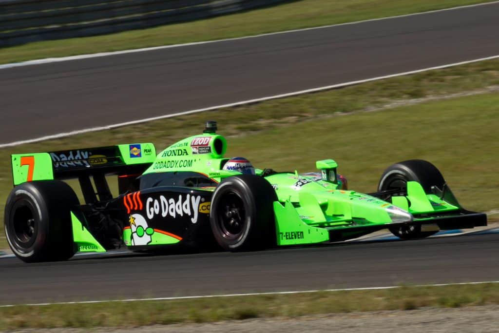 Danica for 2011 Indy race