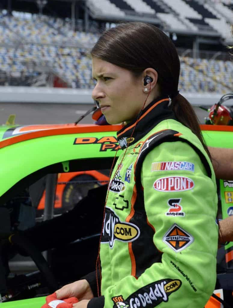 Danica's leave from Indy for NASCAR