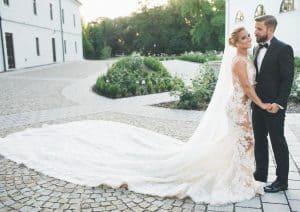 Dominika Cibulkova and Miso Navara Wedding