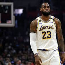 LeBron for Lakers