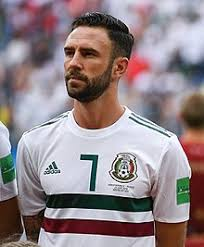 Miguel Layun for the National Team of Mexico