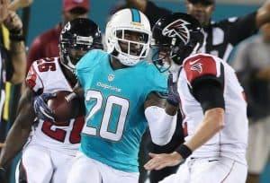 Reshad Jones at Pro Bowl 2016.