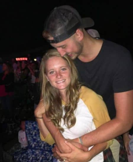 Tyler Lydon and his girlfriend