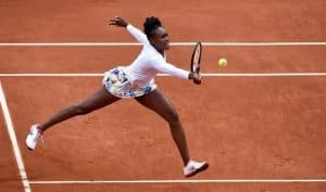 Venus Williams at French Open.