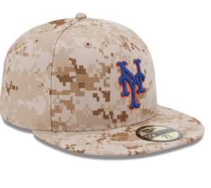 Mets Military hat