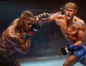 Art on Jones vs Gustafsson
