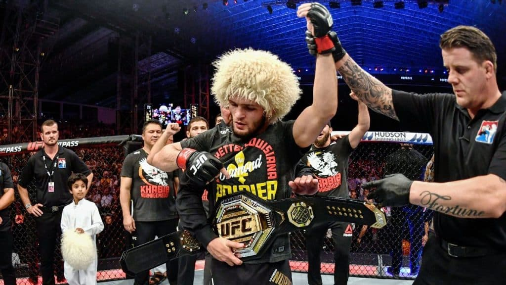 Khabib Ufc Career Early Life Net Worth Wife Players Bio