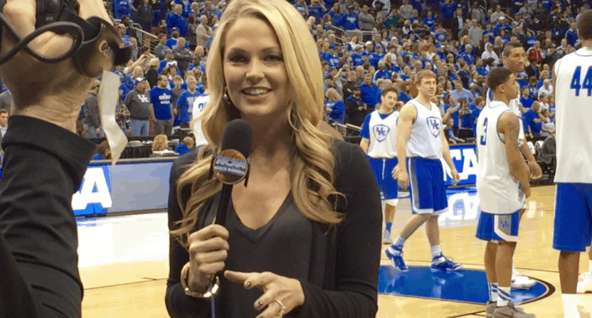 Turner Sports hires Allie LaForce as NBA, March Madness sideline report