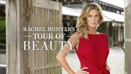Rachel Hunter model and actress