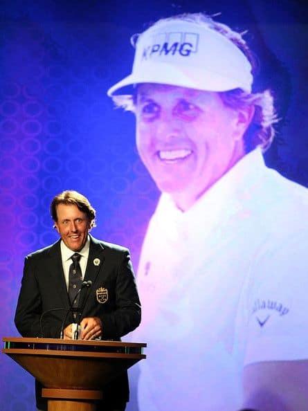 2012 World Golf Hall of Fame