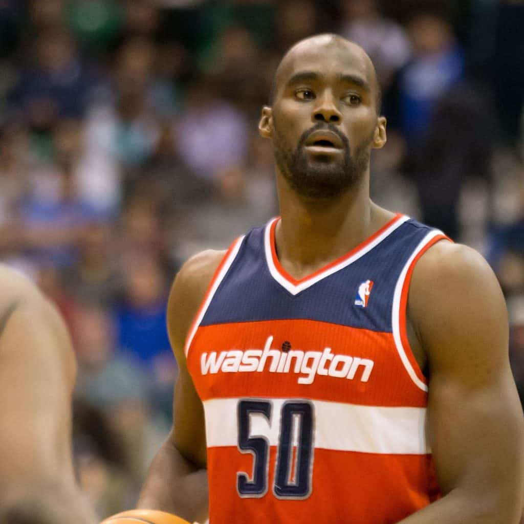 Emeka Okafor is always ready.