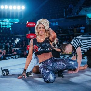 Angelina Love at Ring of Honour