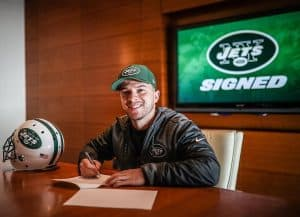 Cairo signing with New York Jets