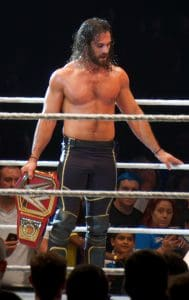 Seth as Wrestler