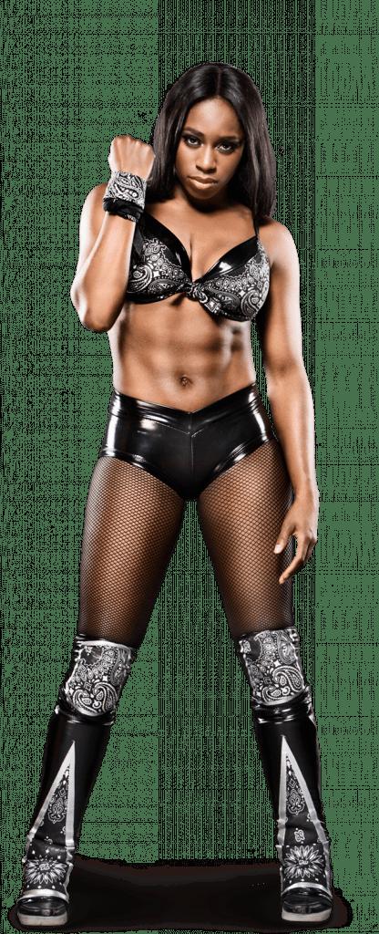 Naomi the black beauty.