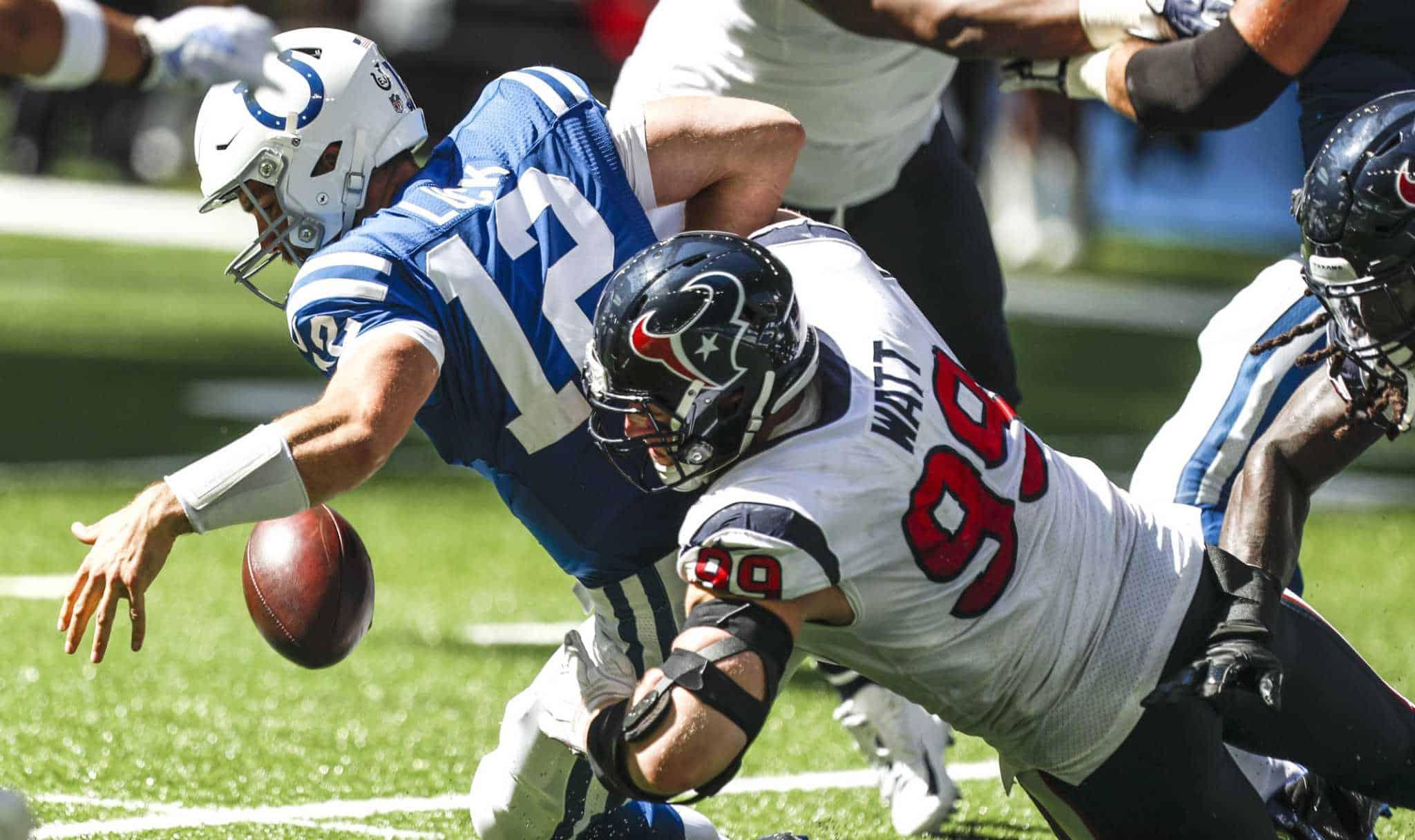 Houston Texans vs. Indianapolis Colts
