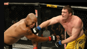 Matt mitrione VS Marcus
