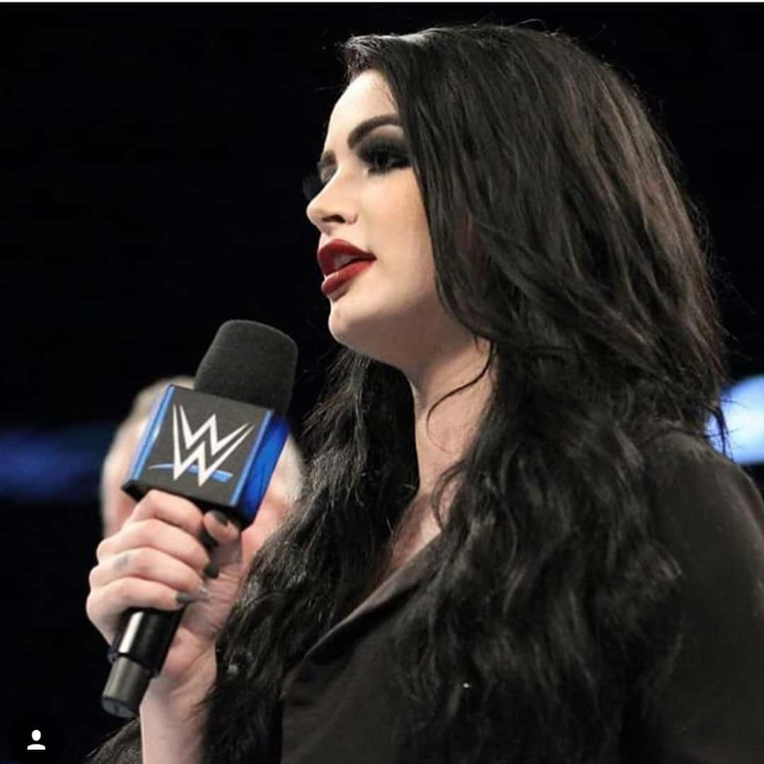 Paige at SmackDown