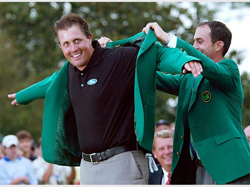 Phil's first major win
