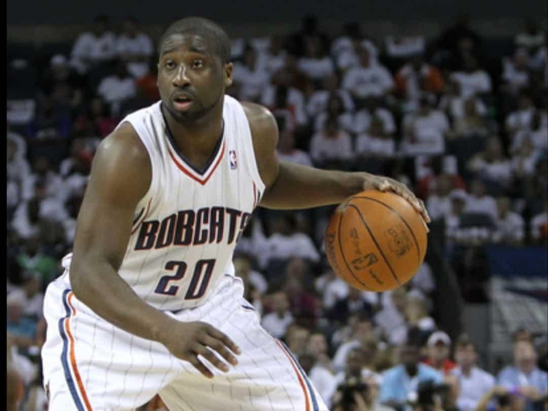 Ramond Felton Playing For Charlotte Bobcats
