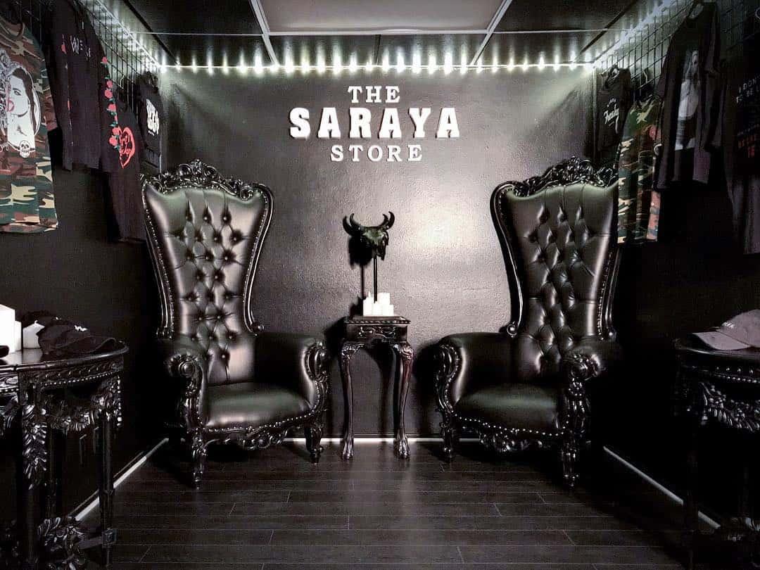 The Saraya Store