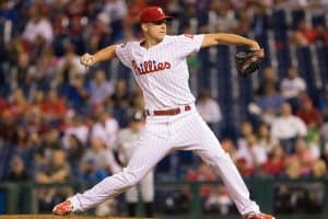 Nick Pivetta Playing for Phillies