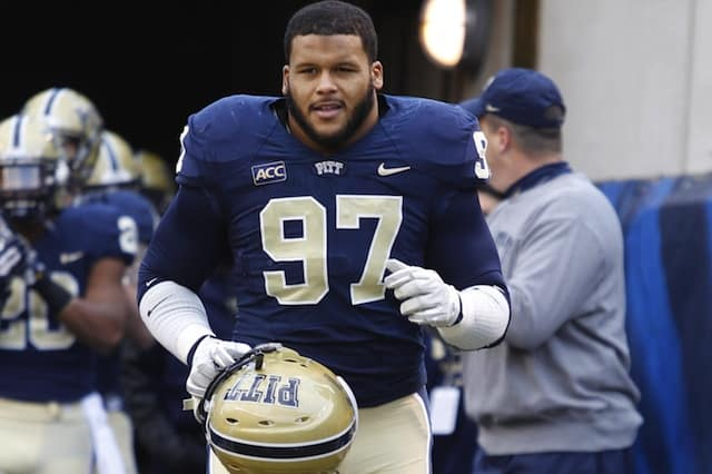 Aaron Donald At University of Pittsburgh