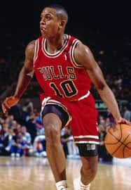 Armstrong Playing for Chicago Bulls