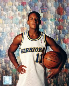 Armstrong Playing for Golden State Warriors