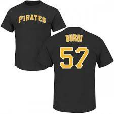 Burdi Jersey Number