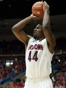 Hill Playing for Arizona