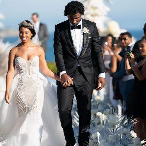 Hill's Couple Wedding
