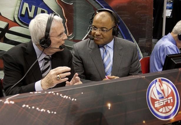 Hubie Brown for ESPN