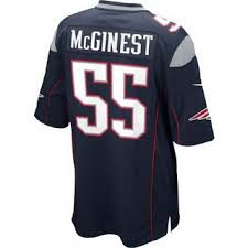 Jersey of McGinest