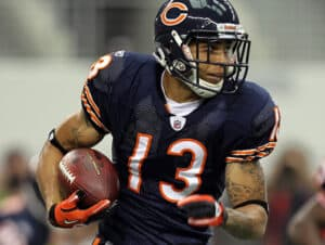 Knox Playing for Chicago Bears