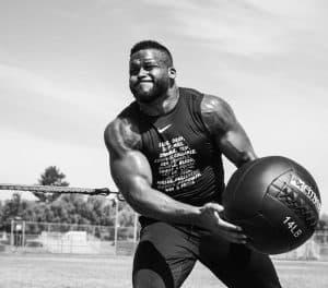 NFL Player Aaron Donald