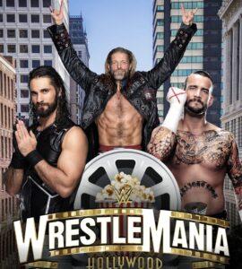 Seth Rollins in WrestleMania