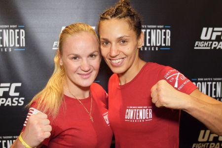 Antonina Shevchenko and Valentina