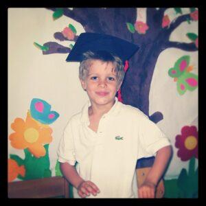 Lorenzo Zurzolo Childhood