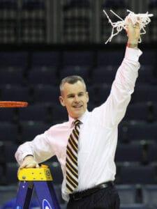 Billy as a Coach