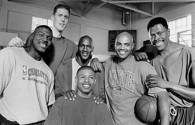 Former NBA Player Shawn Bradley