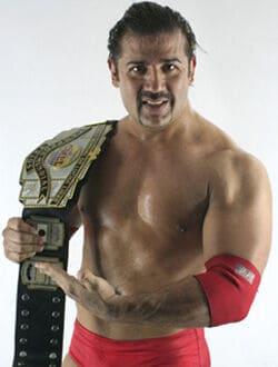 Hector Garza, a Mexican Professional Wrestler